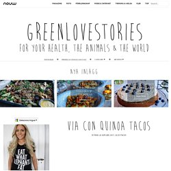 GreenLoveStories Blogg