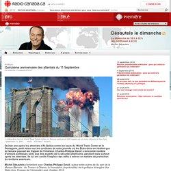 Quinzième anniversaire des attentats du 11 Septembre
