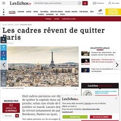 Les cadres rêvent de quitter Paris, Collectivités locales