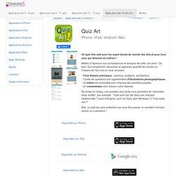 Quiz Art iPhone