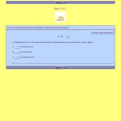 Quiz C.D.I.