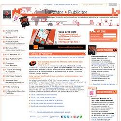 Quiz Publicitor : quiz politique de communication, Dunod Editeur