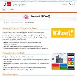 Quizfragen für Kahoot