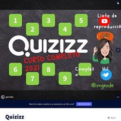 Quizizz by imgende on Genially