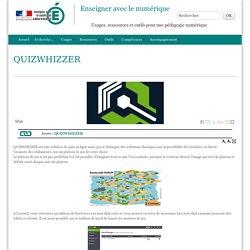 Quiznetic - Enseigner avec le numérique