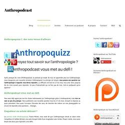 Quizz anthropologique: des sons venus d'ailleurs