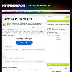 Quizz sur les smart grid