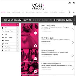 Quizzes from YouBeauty