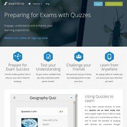 Free Online Quiz Maker