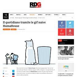 Il quotidiano tramite le gif naive HamaHouseRobadagrafici.net