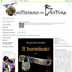 Il Burattinaio - Libri Fantasy n.6