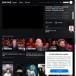 Quotidien, deuxième partie du 10 mars 2020 avec Hervé Temime et Michel Cymès - Quotidien avec Yann Barthès