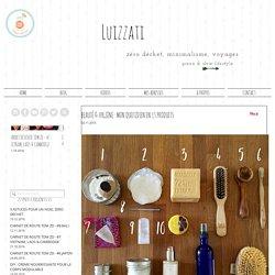 blog zéro déchet, minimalisme, green lifestyle & voyages