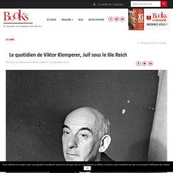 Le quotidien de Viktor Klemperer, Juif sous le IIIe Reich