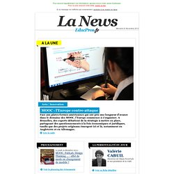 Quotidienne - Educpros.fr