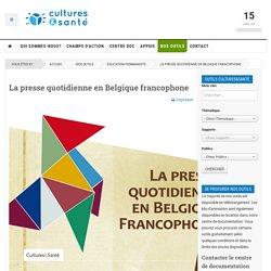 La presse quotidienne en Belgique francophone