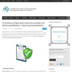 10 services en ligne pour suivre et accomplir ses tâches quotidiennes : stop à la procrastination