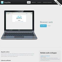 QupZilla - Browser leggero multipiattaforma