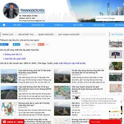 Quy hoạch Quận Hoài Đức, tin tức, hình ảnh cập nhật 2019