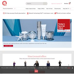 Online shopping from QVC UK