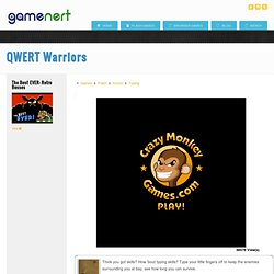 QWERT Warriors