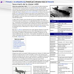 I-400 class submarine