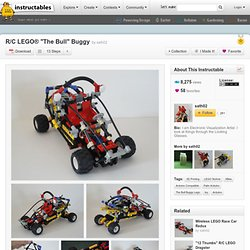 "R/C LEGO® ""The Bull"" Buggy"