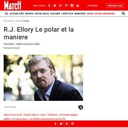 R.J. Ellory Le polar et la maniere