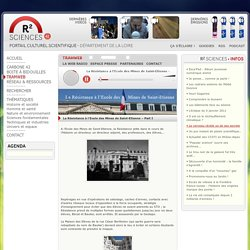 La Résistance à l'Ecole des Mines de Saint-Etienne (I) - La Rotonde