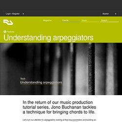Understanding arpeggiators