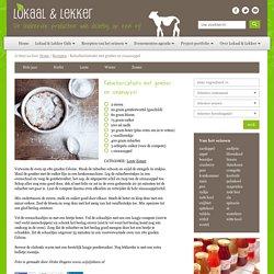 Rabarberclafoutis met gember en sinaasappel » Lokaal & Lekker