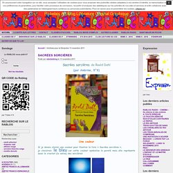 Rablog » 2011 » novembre » 13