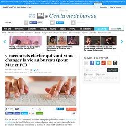7 raccourcis clavier qui vont vous changer la vie au bureau (pour Mac et PC)