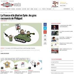 La France et le djihad en Syrie: les gros raccourcis de Philippot