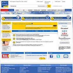 Rachat livre, échange, vendre livre, cd, dvd - GibertJoseph.com