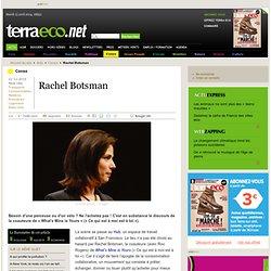 Rachel Botsman