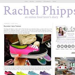 Rachel Phipps: May 2012