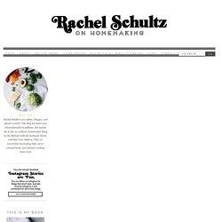 Rachel Schultz: BETTER-THAN-TAKEOUT CHICKEN FRIED RICE