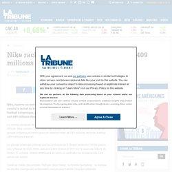 Nike rachète le britannique Umbro pour 409 millions d'euros