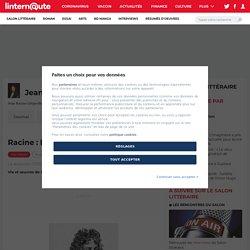 Racine : Biographie
