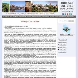 Charny et ses racines Terre de Passion Pierre JEAUNEAU