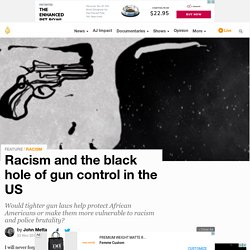 11/23/19: Racism and the black hole of gun control in the US