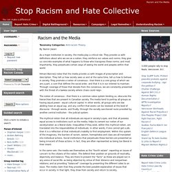 Stop Racism and Hate Collective