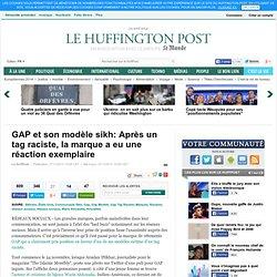 GAP et son modèle sikh: une réaction exemplaire