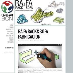 RA-FA rack&sofa fabricacion