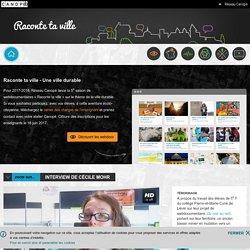 WEBdoc réseau Canopé