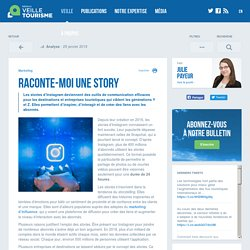 Raconte-moi une story