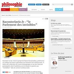 Brèves, Pierre Rosanvallon, Invisibilité, Démocratie