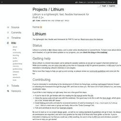 Lithium/Wiki/home