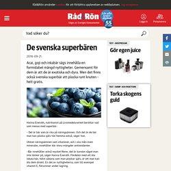 Råd&Rön - De svenska superbären